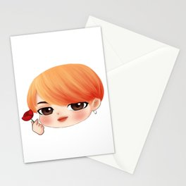 BTS Jimin Chibi Stationery Cards
