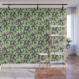 Flags of Eucalyptus Wall Mural