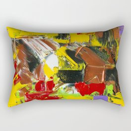 straight no chaser Rectangular Pillow