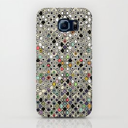 cellular ombre iPhone Case