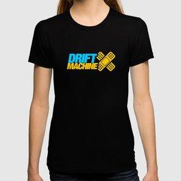 Drift Machine v1 HQvector T-shirt