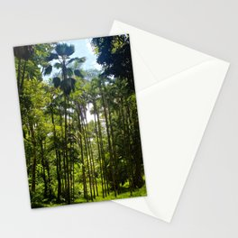 Lush Forest Stationery Cards
