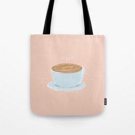 Italian coffee sketch Tote Bag