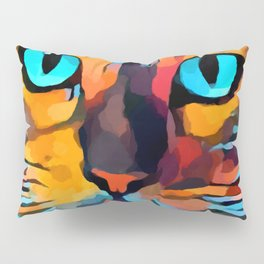 Cat 10 Pillow Sham