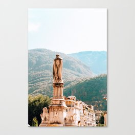 Can't Stand You | Bolzano, Italy Canvas Print