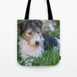 Springtime frolic Tote Bag