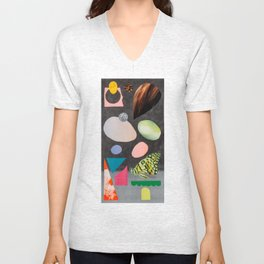 a bit for you, a bit for everyone Unisex V-Neck