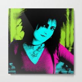 Siouxsie Sioux Metal Print