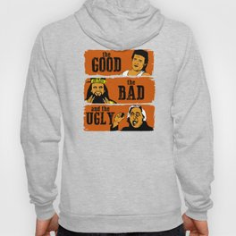 The good the bad and the ugly in Chinatown Hoody