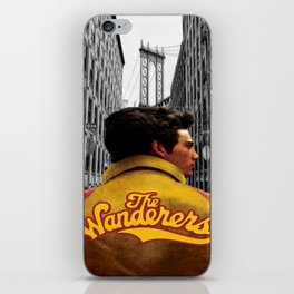 Wanderers Member Jacket iPhone Skin