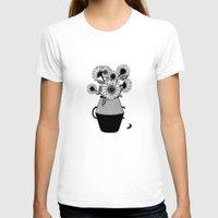 van T-shirts featuring Van Gogh by Henn Kim