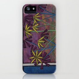 Kokum Flowers #17 iPhone Case