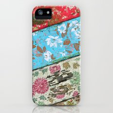 Rococo Style 2 iPhone (5, 5s) Slim Case