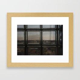 Art-chitecture IIII Framed Art Print