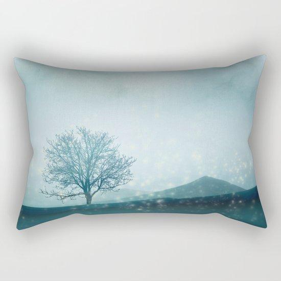 Winter Fairies Rectangular Pillow