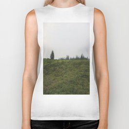 Green Plains Biker Tank