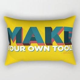 MAKE Rectangular Pillow