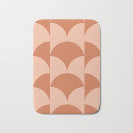 Cleo Pattern - Sunset Bath Mat