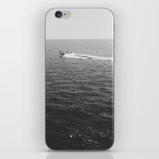 one if by lake iPhone & iPod Skin
