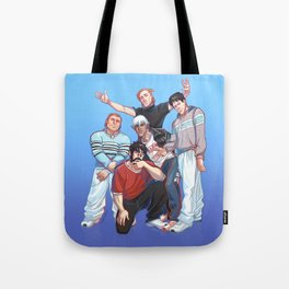 Kirkwall Boys Tote Bag