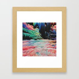 ÆTÜX Framed Art Print