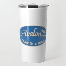 Avalon - New Jersey. Travel Mug