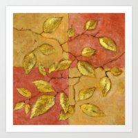 birch Art Prints featuring Birch by Edith Jackson-Designs