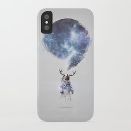 Astronaut Syndrome iPhone Case