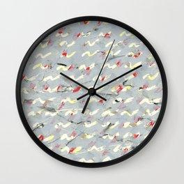 Snarl 2 Wall Clock