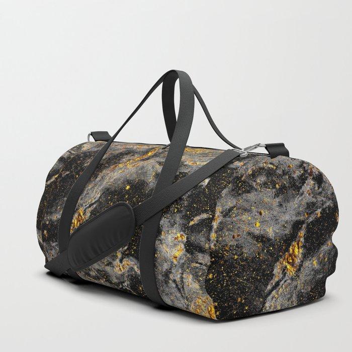 Galaxy (black gold) Duffle Bag