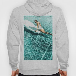 Pool Day #society6 #painting #summer Hoody