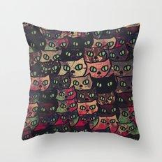 cat-927 Throw Pillow