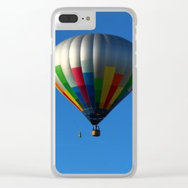 Up Up In The Air Clear iPhone Case