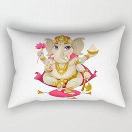 Ganesh Rectangular Pillow