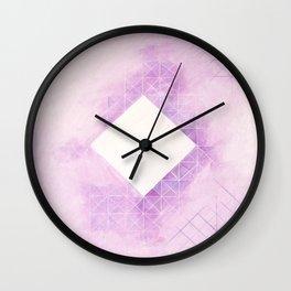 SELFLESSNESS Wall Clock