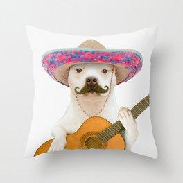 TITO PANCHITO Throw Pillow