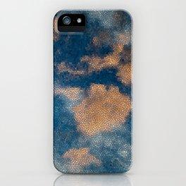 cloud-mosaic iPhone Case