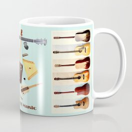 The Joy Of Music Coffee Mug