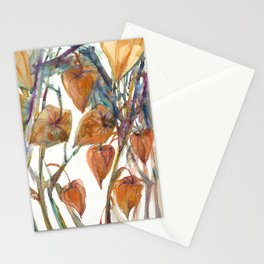 Physalis #2 Stationery Cards