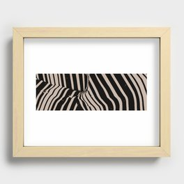 A Collection of Nights 12 Recessed Framed Print