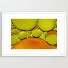 Oranges & Limes Framed Art Print