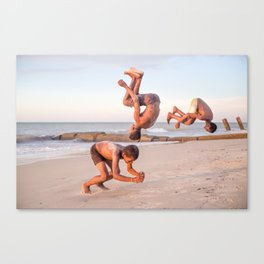 Upside down. Morondava, Madagascar. Canvas Print