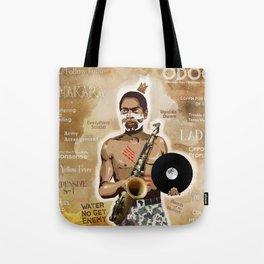 Fela Kuti Tote Bag