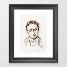 Fitzgerald Framed Art Print