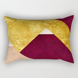 Modern Mountain No3-P2 Rectangular Pillow