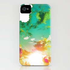 A Cut out of Life Slim Case iPhone (4, 4s)