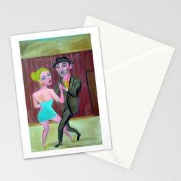 Milongueros por Diego Manuel Stationery Cards