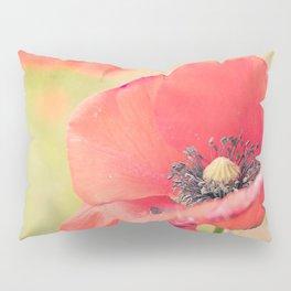 Poppies Will Make You Sleep Pillow Sham