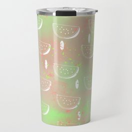 Melon Mania Travel Mug