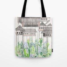 Stilts Tote Bag
